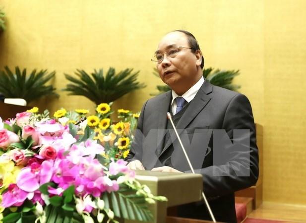 Vicepremier recorre provincia de Hai Duong en ocasion del Tet hinh anh 1