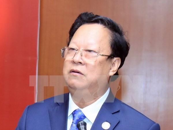 Vietnam desarrolla solidaridad y cooperacion con otros paises hinh anh 1