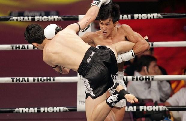 Muay Thai Vietnam espera ganar dos oros en Juegos Asiaticos de Playa hinh anh 1