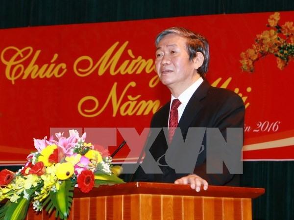 Prensa vietnamita contribuye significativamente a exitos del pais hinh anh 1
