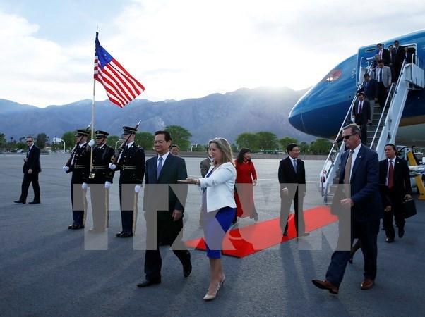 Inauguran Cumbre especial ASEAN – Estados Unidos hinh anh 1