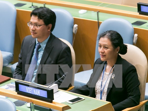 Vietnam reitera papel de ASEAN en mantenimiento de seguridad regional hinh anh 1