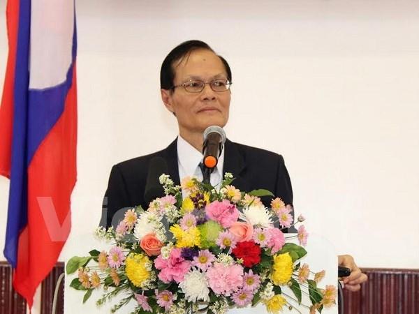 Elecciones de Asamblea Nacional de Laos tendran lugar en marzo hinh anh 1