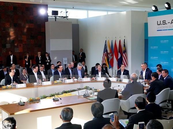 Cumbre especial ASEAN – EE.UU. emite Declaracion Sunnylands hinh anh 1