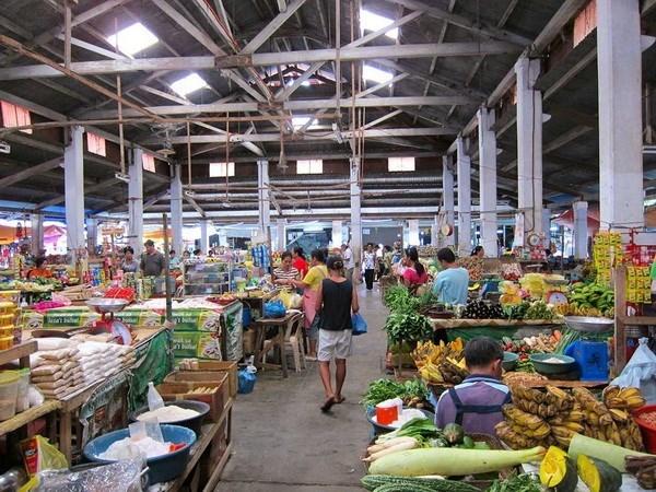 Filipinas baja meta de crecimiento de economia para 2016 hinh anh 1