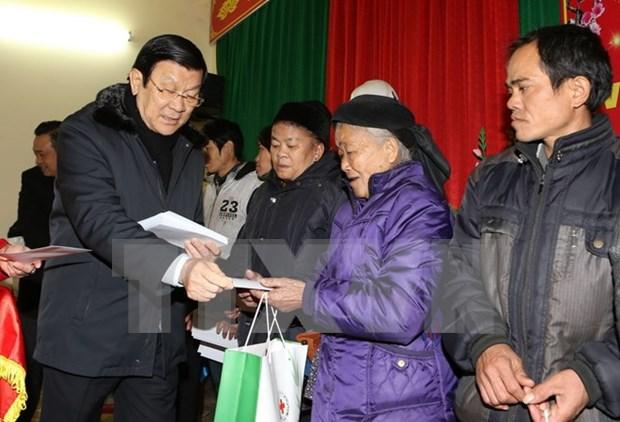 Exhorta presidente a Lang Son a priorizar la construccion de nueva ruralidad hinh anh 1