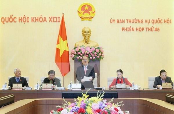 Vietnam prepara ultimo periodo de sesiones parlamentarias de XIII legislatura hinh anh 1