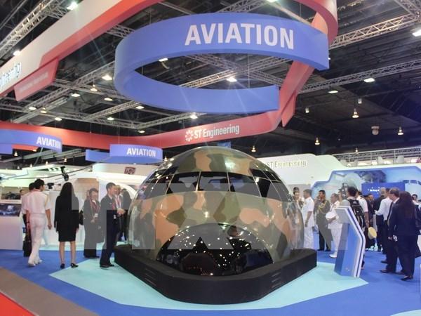 Singapur y Estados Unidos firman acuerdo para reforzar la seguridad aerea hinh anh 1