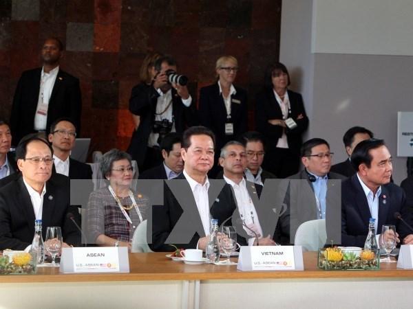 Vietnam contribuye significativamente a relaciones ASEAN-EE.UU. hinh anh 1