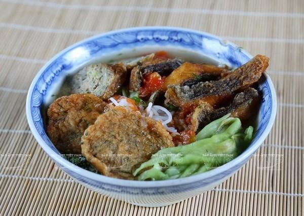 Riqueza culinaria de Vietnam hinh anh 1