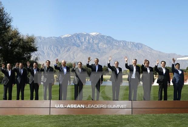 Vietnam aporta al exito de Cumbre ASEAN-Estados Unidos hinh anh 1