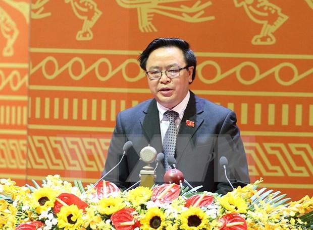 Fomento de relaciones Vietnam-Laos: asunto estrategico hinh anh 1