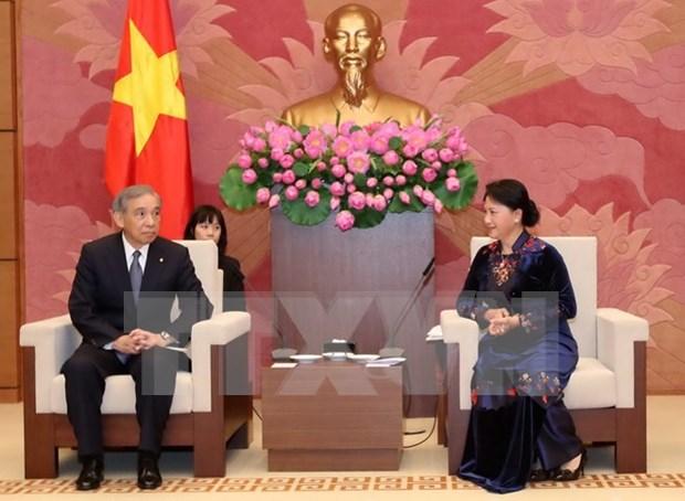 Vietnam aboga por promover cooperacion con localidades japonesas hinh anh 1