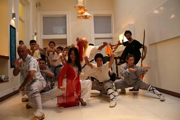 Vietnam celebra Nuevo Ano Lunar en Buenos Aires hinh anh 1