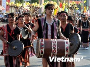 Dak Lak recibe a 80 mil turistas en ocasion de Ano Nuevo Lunar hinh anh 1