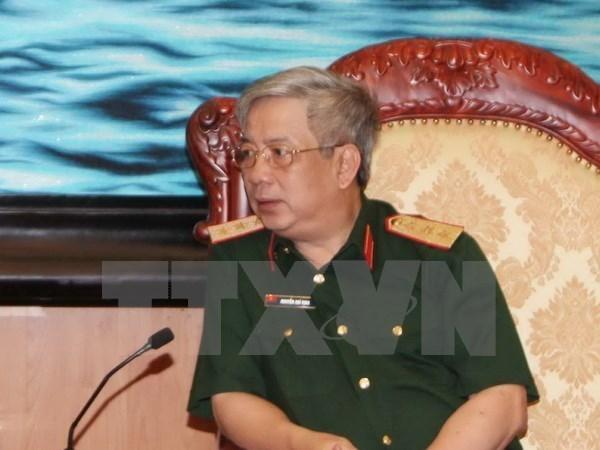 Destacan cooperacion en defensa entre Vietnam- Rusia hinh anh 1