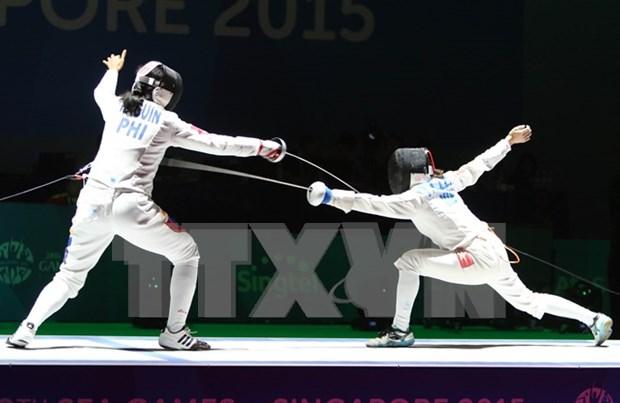 Decision desfavorable para deporte vietnamita en SEA Games 29 hinh anh 1