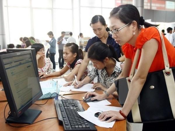 Ciudadanos de ASEAN enfrentan a crisis laboral hinh anh 1