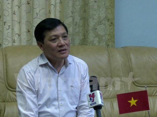 Lanzan en Republica Checa programa de promocion turistica de Vietnam hinh anh 1