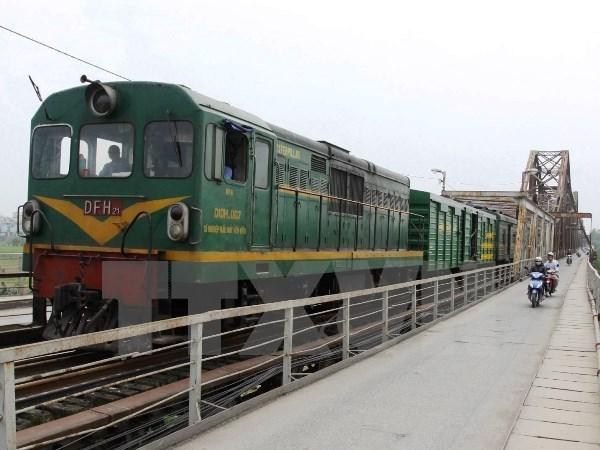 Banco asiatico financia proyecto de via ferroviaria Bangladesh - Myanmar hinh anh 1