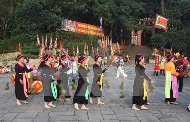 Fiestas primaverales en el Norte de Vietnam hinh anh 2