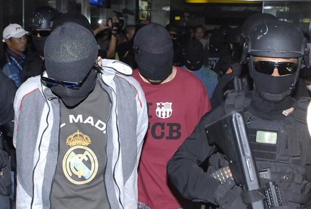 Indonesia arresta a 44 sospechosos de insurgentes musulmanes hinh anh 1