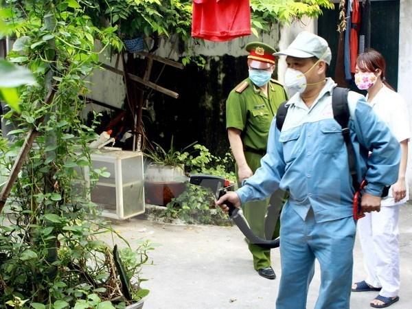 Alerta en la region altiplana de Vietnam por expansion del dengue hinh anh 1