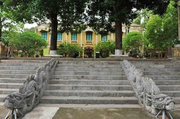 Estudian arquitectura vietnamita bajo dinastias reales antiguas hinh anh 1