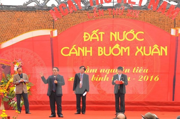 Vietnam inaugura XIV Dia de la Poesia hinh anh 1