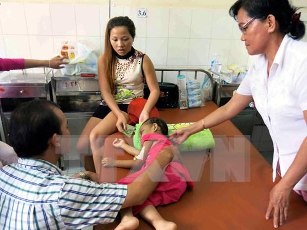 Lanzan campana en Vietnam contra violencia domestica hinh anh 1