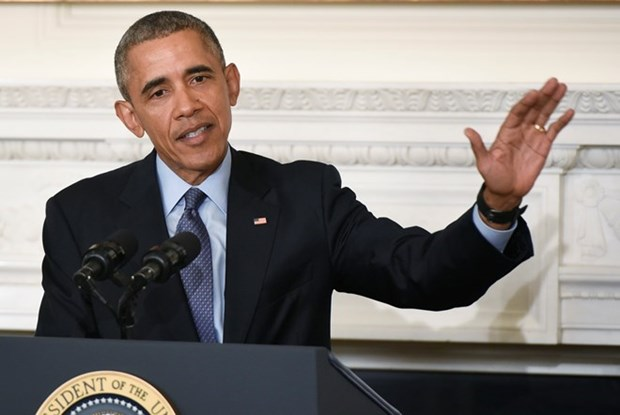 Barack Obama manifiesta optimismo sobre ratificacion del TPP hinh anh 1