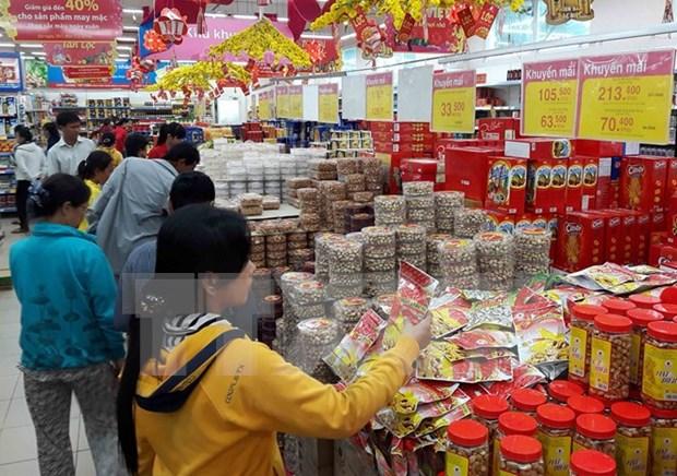 Hanoi: IPC aumenta 0,47 por ciento en febrero hinh anh 1