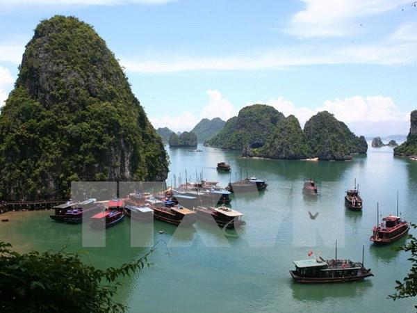 Ha Long disena medidas para atraer mas turistas extranjeros hinh anh 1