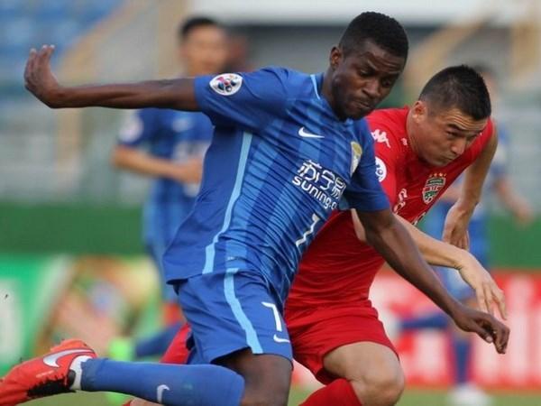 Becamex Binh Duong empata y tiene primer punto en liga de campeones de futbol hinh anh 1