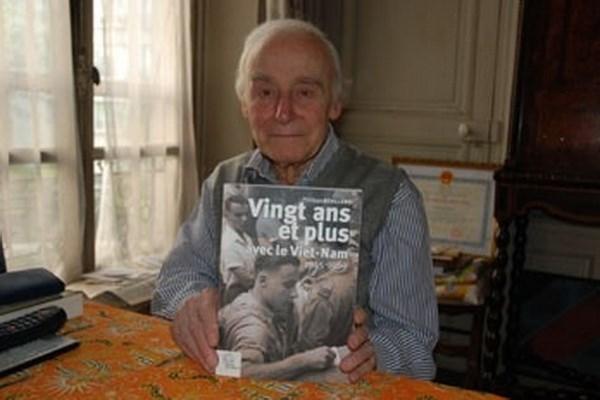 Adios a Phillippe Devillers, amigo fiel del pueblo vietnamita hinh anh 1