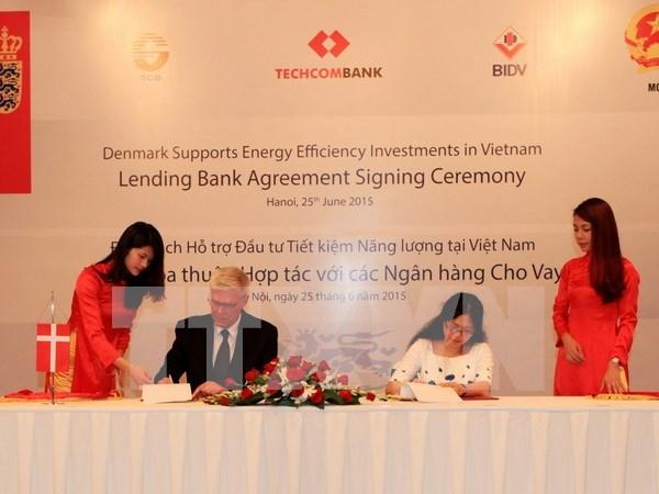 Vietnam y Dinamarca firman plan de accion conjunta para 2016 hinh anh 1
