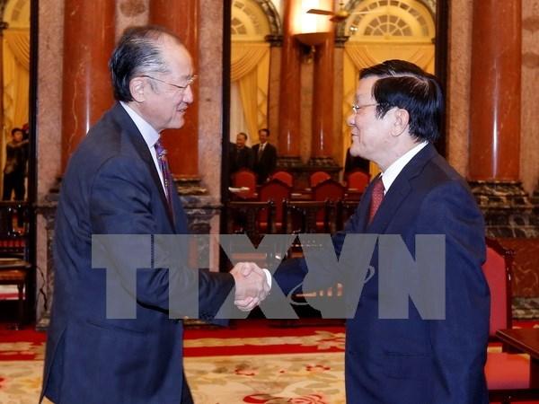 Vietnam sugiere ayuda de Banco Mundial para desarrollo de infraestructuras hinh anh 1