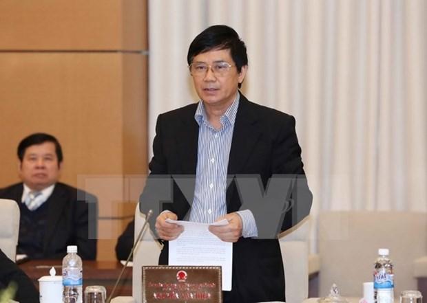 Diputados vietnamitas proponen acelerar revision de Ley de Manifestacion hinh anh 1