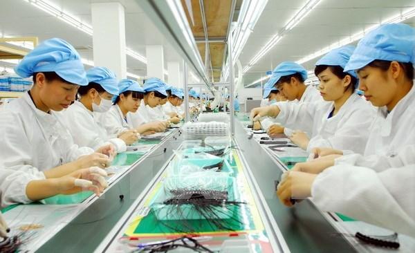 Exportacion vietnamita alcanza 17 mil millones de dolares hinh anh 1