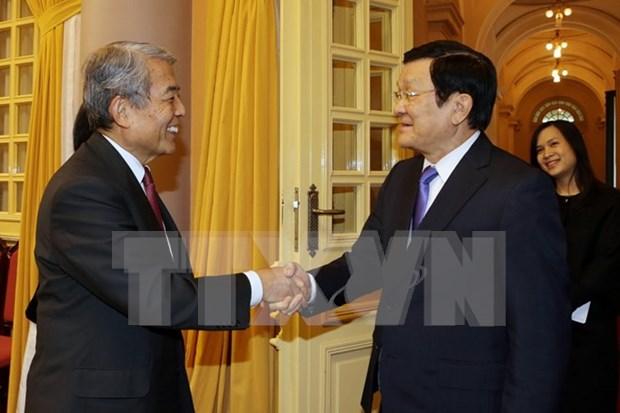 Vietnam desea recibir inversiones de empresas niponas hinh anh 1