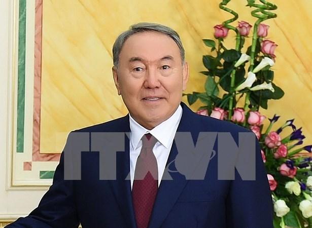 Kazajstan ratifica acuerdo de libre comercio con Vietnam hinh anh 1