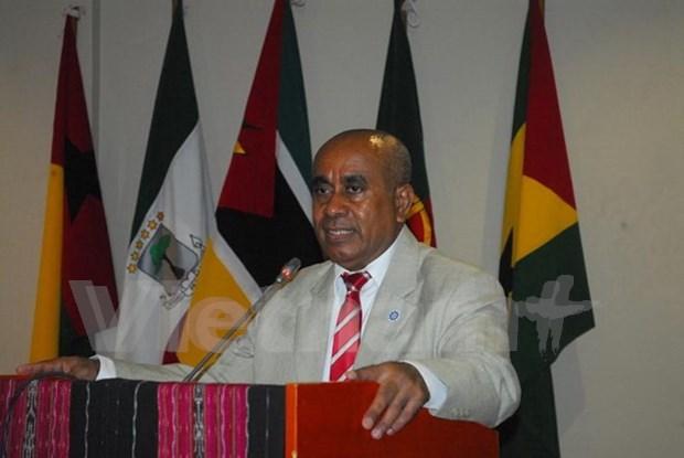 Abierto en Timor Leste foro economico de paises de lengua portuguesa hinh anh 1