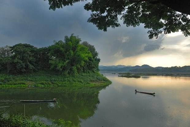 Estudia Tailandia cambio corriente de afluente del Rio Mekong hinh anh 1