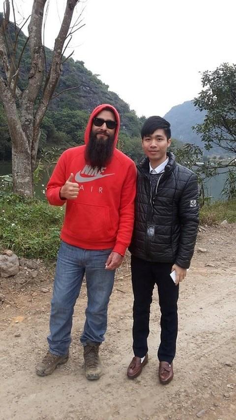 """Kong: Skull Island"" filma cuevas majestuosas de provincia Ninh Binh hinh anh 4"