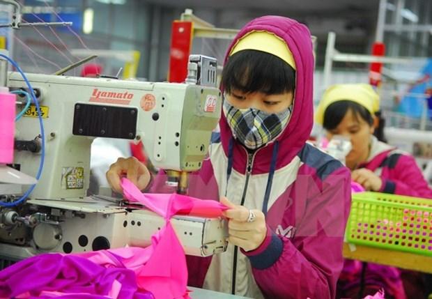 Experto britanico: TPP ayudara a impulsar exportaciones textiles de Vietnam hinh anh 1