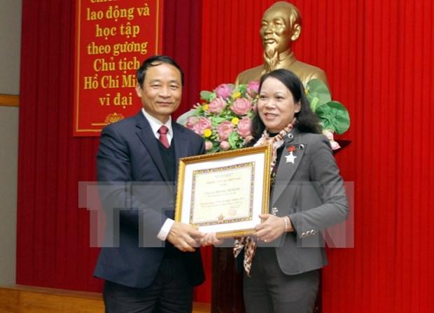 VNA promueve divulgacion de informaciones en la region del Noroeste hinh anh 1