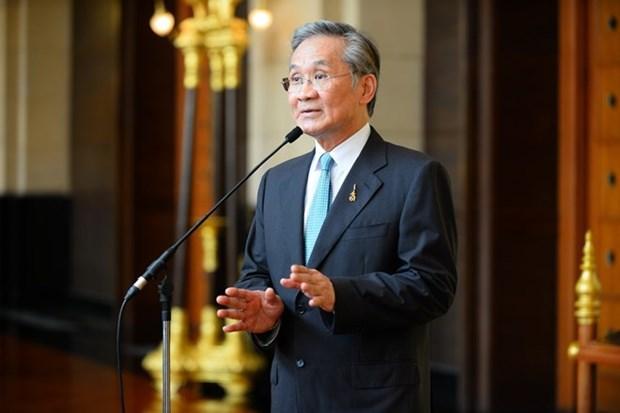 Tailandia y Camboya reiteran respaldo mutuo en foro de la ONU hinh anh 1