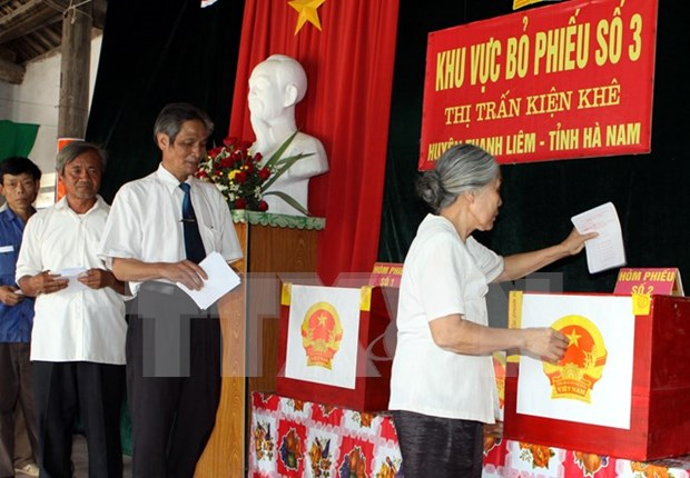 Preparan en Vietnam elecciones legislativas democraticas hinh anh 1