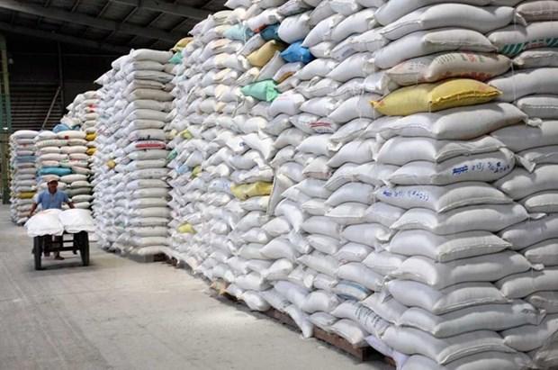 Vietnam por mejorar capacidad de exportadores de arroz hinh anh 1