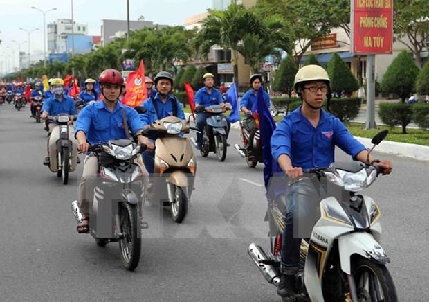 Inician en Vietnam el Mes de la Juventud 2016 hinh anh 1